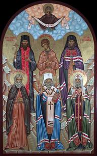 Orthodoxe Heilige von Nordamerika