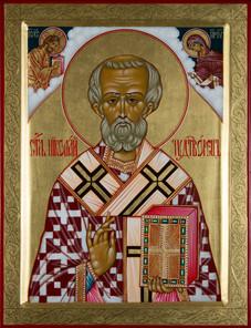Hl. Nikolaus der Wunderwirker