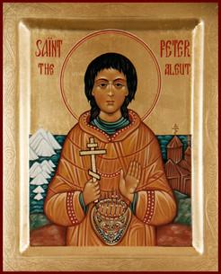 Hl. Peter der Aleut