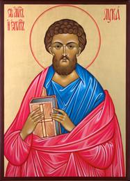 Heiliger Apostel und Evangelist Lukas