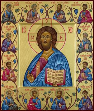 Christus der wahre Weinstock