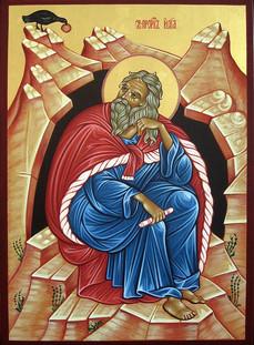 St. Prophet Elias in the Desert