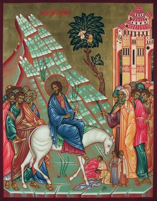 Einzug des Herrn in Jerusalem (Palmsonntag)