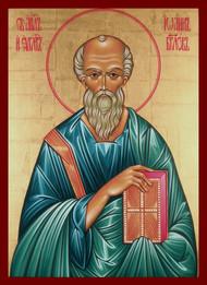 Heiliger Apostel und Evangelist Johannes der Theologe