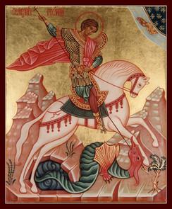 Das Wunder des heiligen Georg