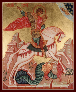 The Miracle of St. George