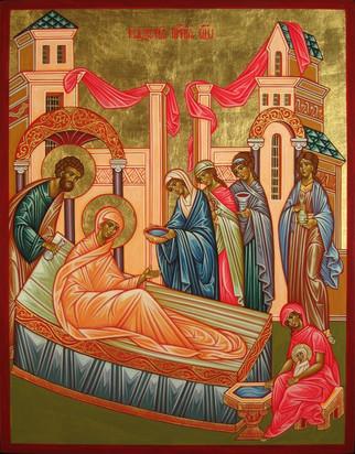 Geburt der allheiligen Gottesgebärerin