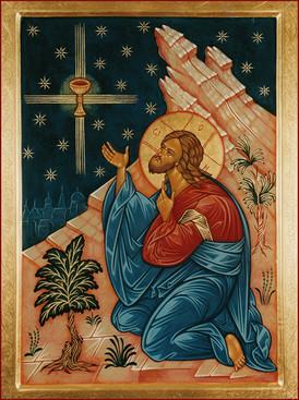 Das Gebet im Garten Gethsemane