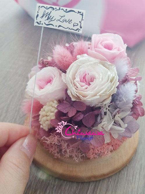 Engagement little vase