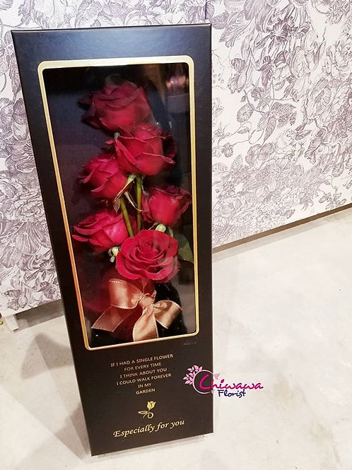 SMOOTH LOVE ROSE BOX