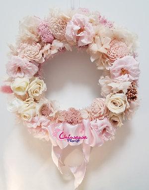 Sweet love Wreath 23cm