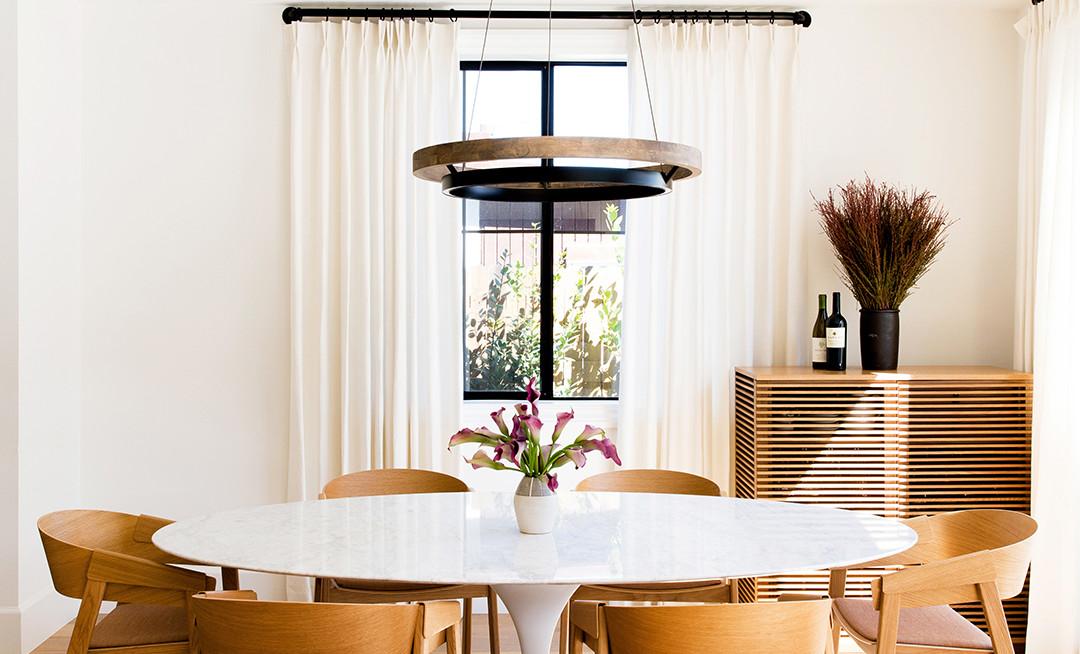 Modern Venice Farmhouse Dining