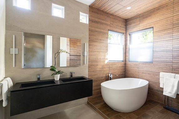 Adding character and that WOW factor to a house
