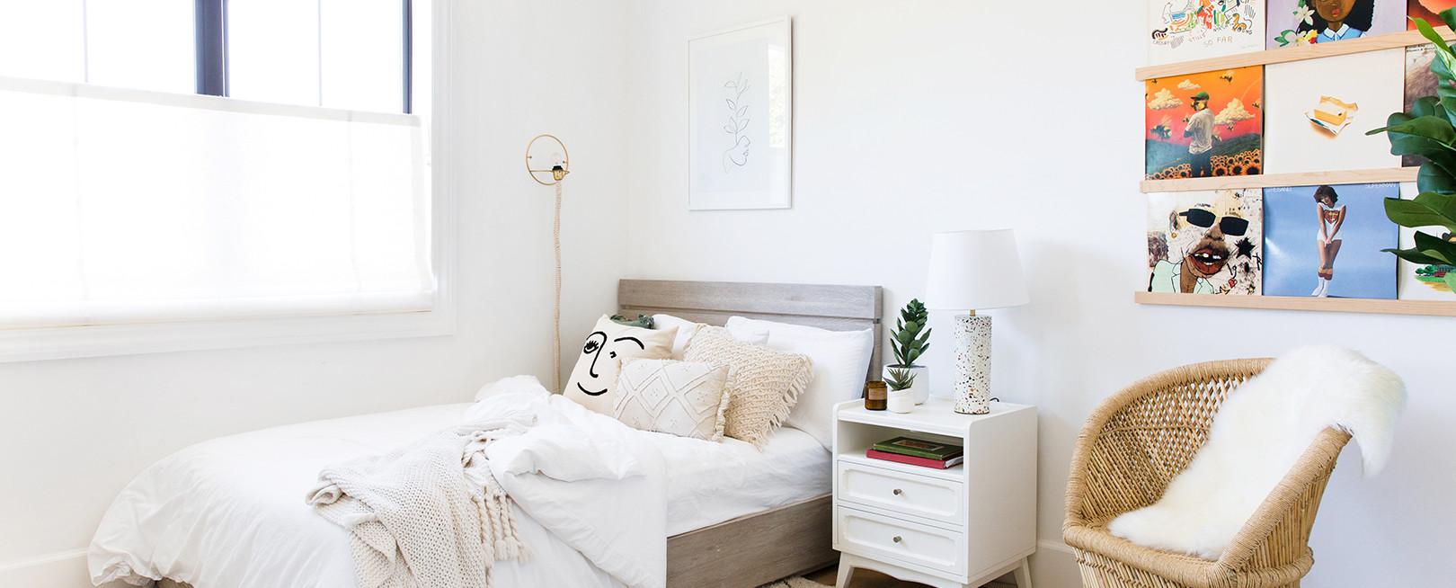 Modern Venice Farmhouse Teen Bedroom