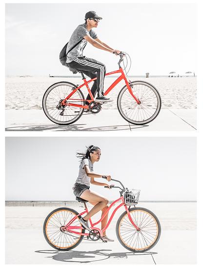 Bright Bike Duo