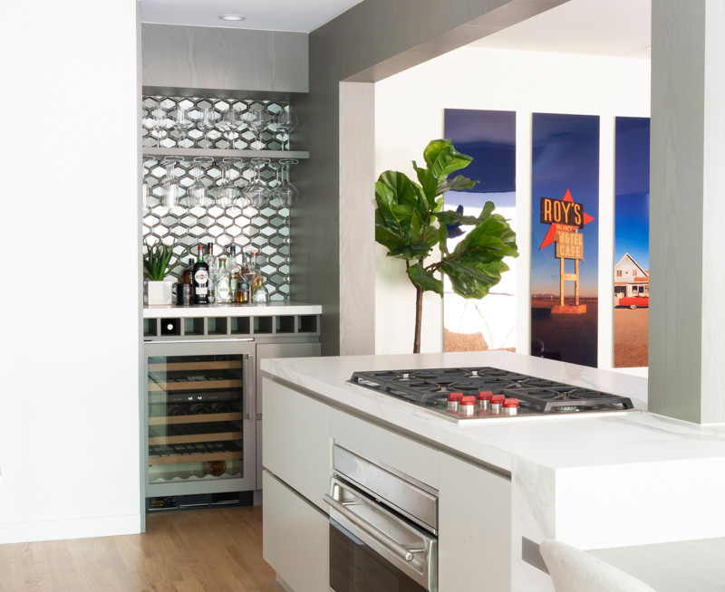 WeHo Remodel Pied-a-Terre