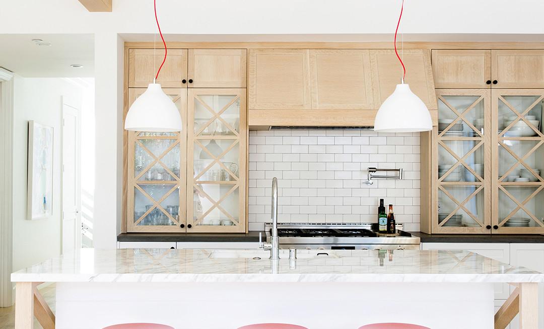 Modern Venice Farmhouse Kitchen