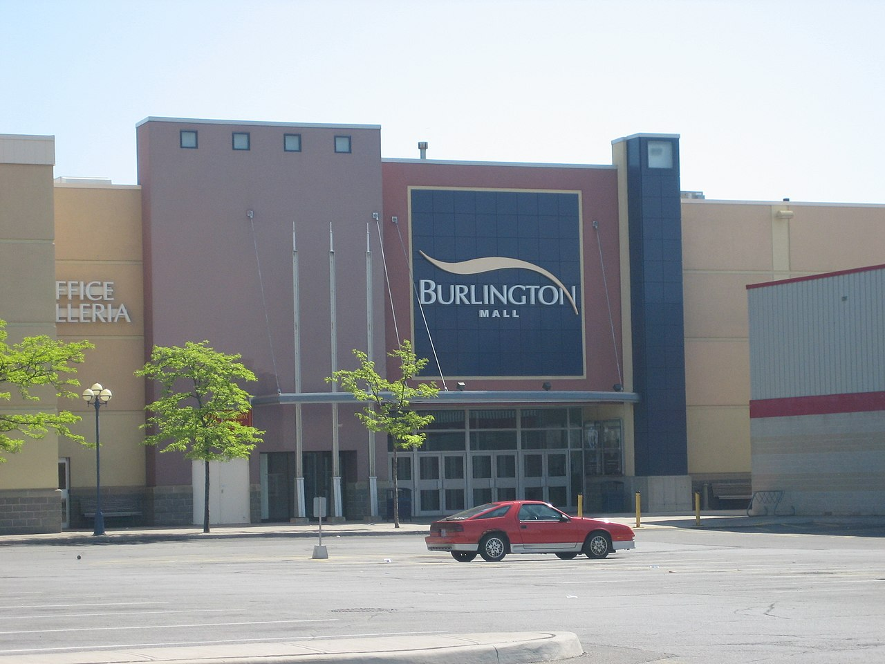 Burlington Centre