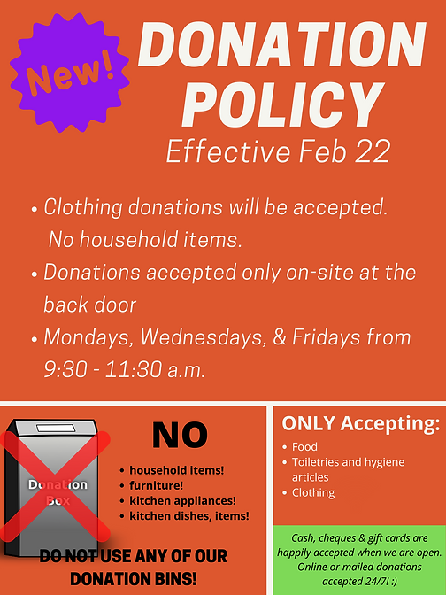 CS Donation Policy Poster-Feb 22.png
