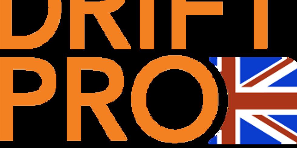 MSUK Drift Pro (Round 3 and 4) Snetterton Race Circuit