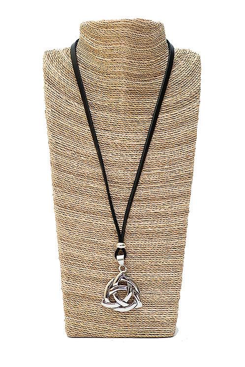 CELTIC TRIQUETRA (BIG) Necklace