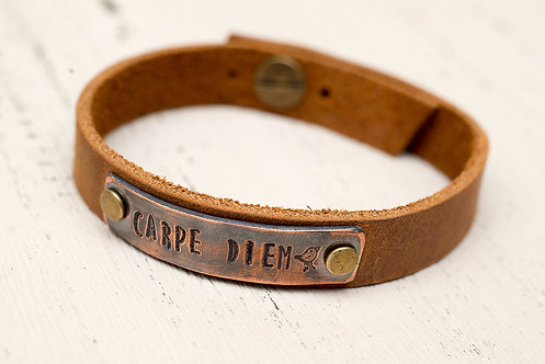 ANTIQUE COPPER Custom Cuff