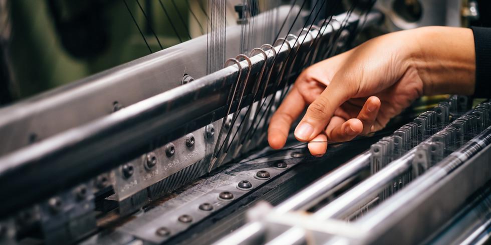 weTEX @Rieter Textilmaschinen