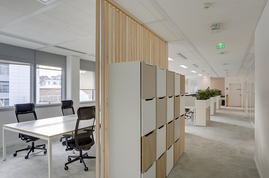 Siège social réalisations Office-in Pari
