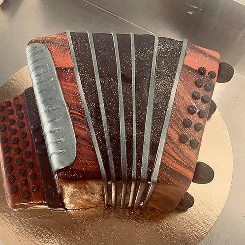 CAKE DESIGN MUSIQUE