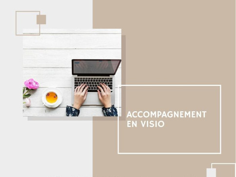 Accompagnements en visio