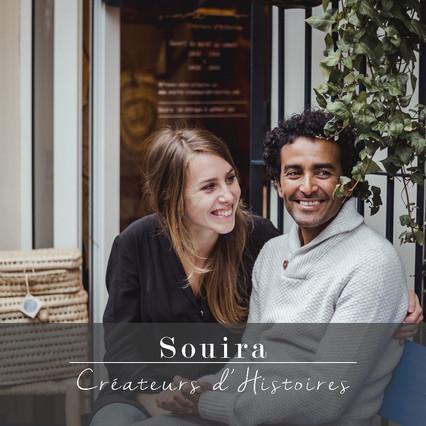 Portrait commerçant Vannes Souira