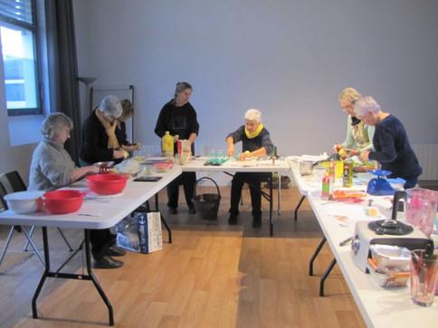 Programme nutrition pour les seniors