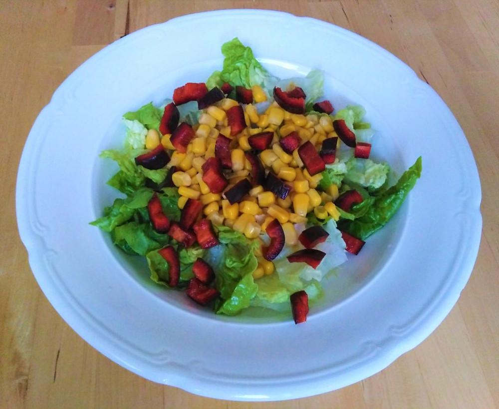 mylene-chauveau-dieteticienne-idee-recette-maison-salade-poivron-mais