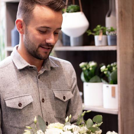 PORTRAIT #6 : Émilien, fleuriste et créateur de la boutique Le Naturel