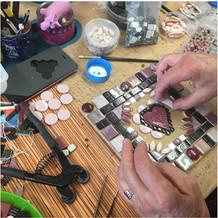 Mosaique avignon Vendredi therapeutique