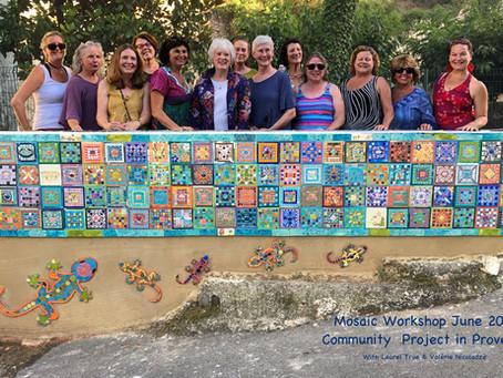 Projet : Provence