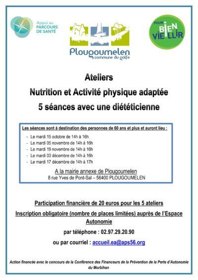 mylene-chauveau-dieteticienne-enseignante-apa-affiche-ateliers-nutrition-plougoumelen- 2019-seniors