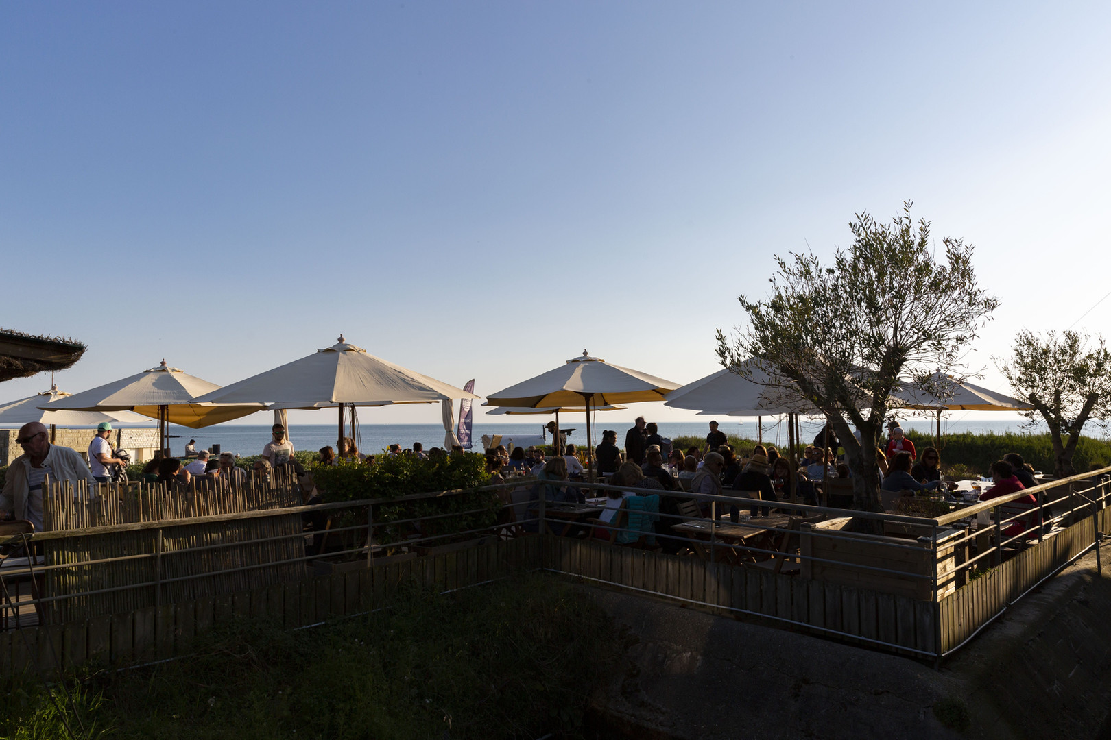 restaurant la Pointe sarzeau