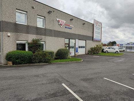 garage IBR auto roncq concessionaire lil