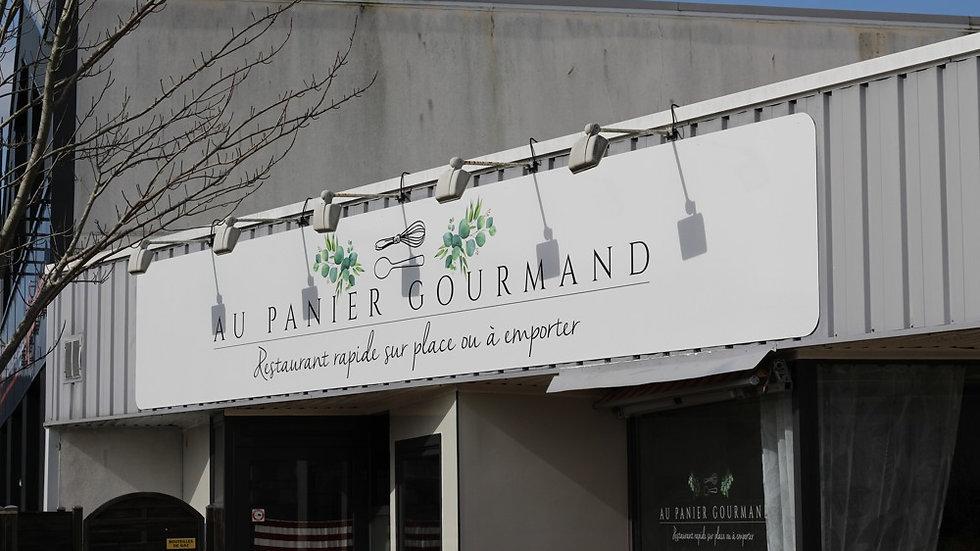 AU PANIER GOURMAND