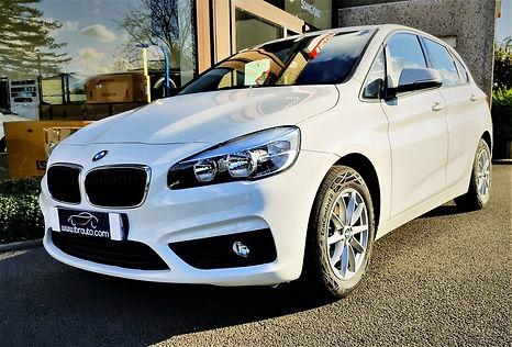 BMW serie 2 tourer IBR auto Ronq concessionaire Lille