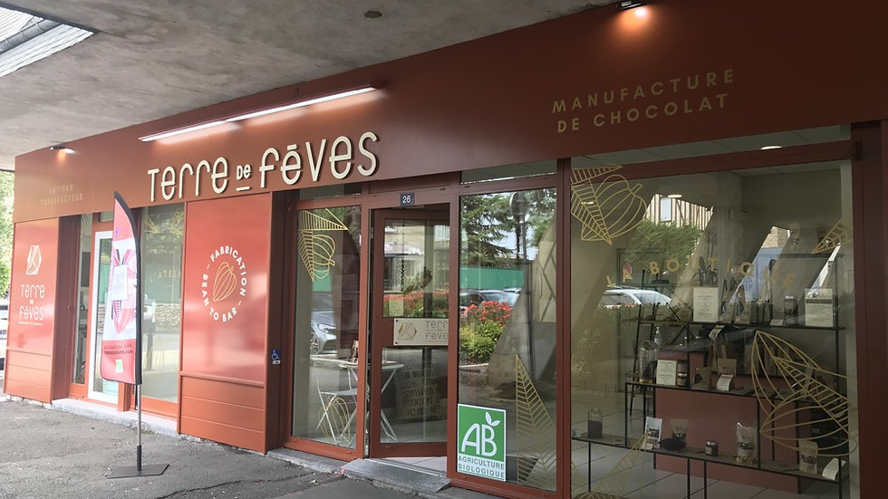 TERRE DE FEVES
