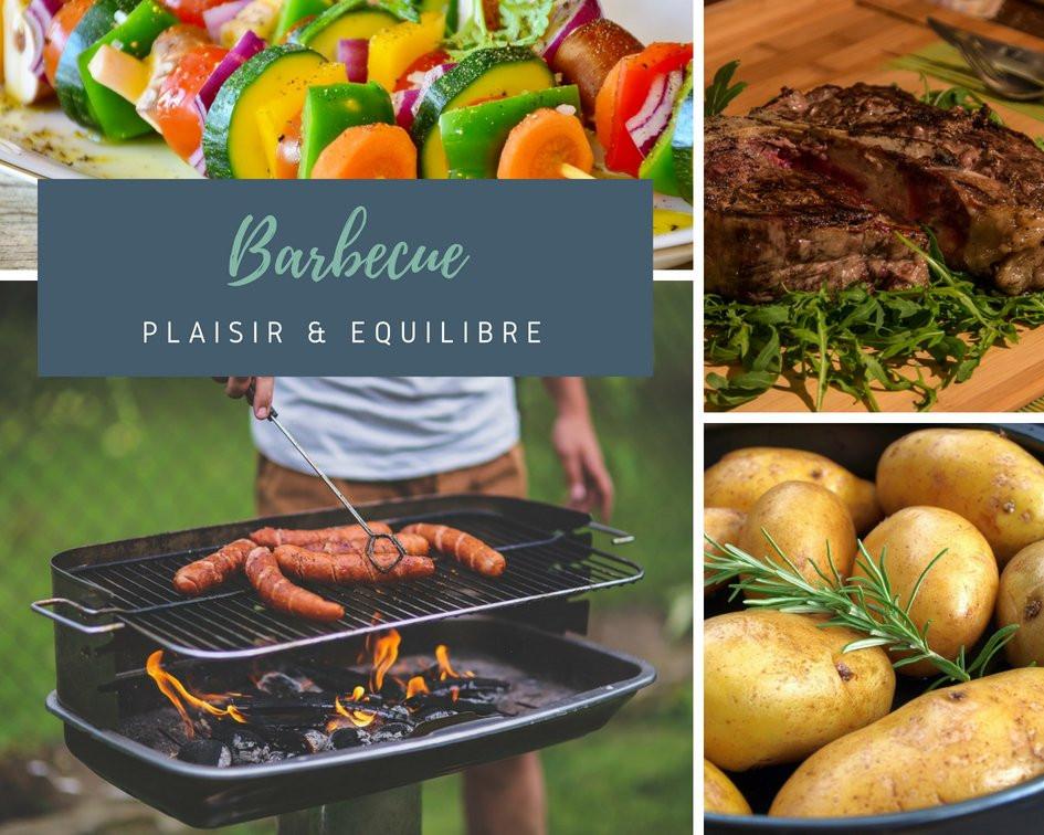 Barbecue - Plaisir et équilibre