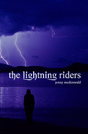 The Lightening Riders_frontcover_altcolo