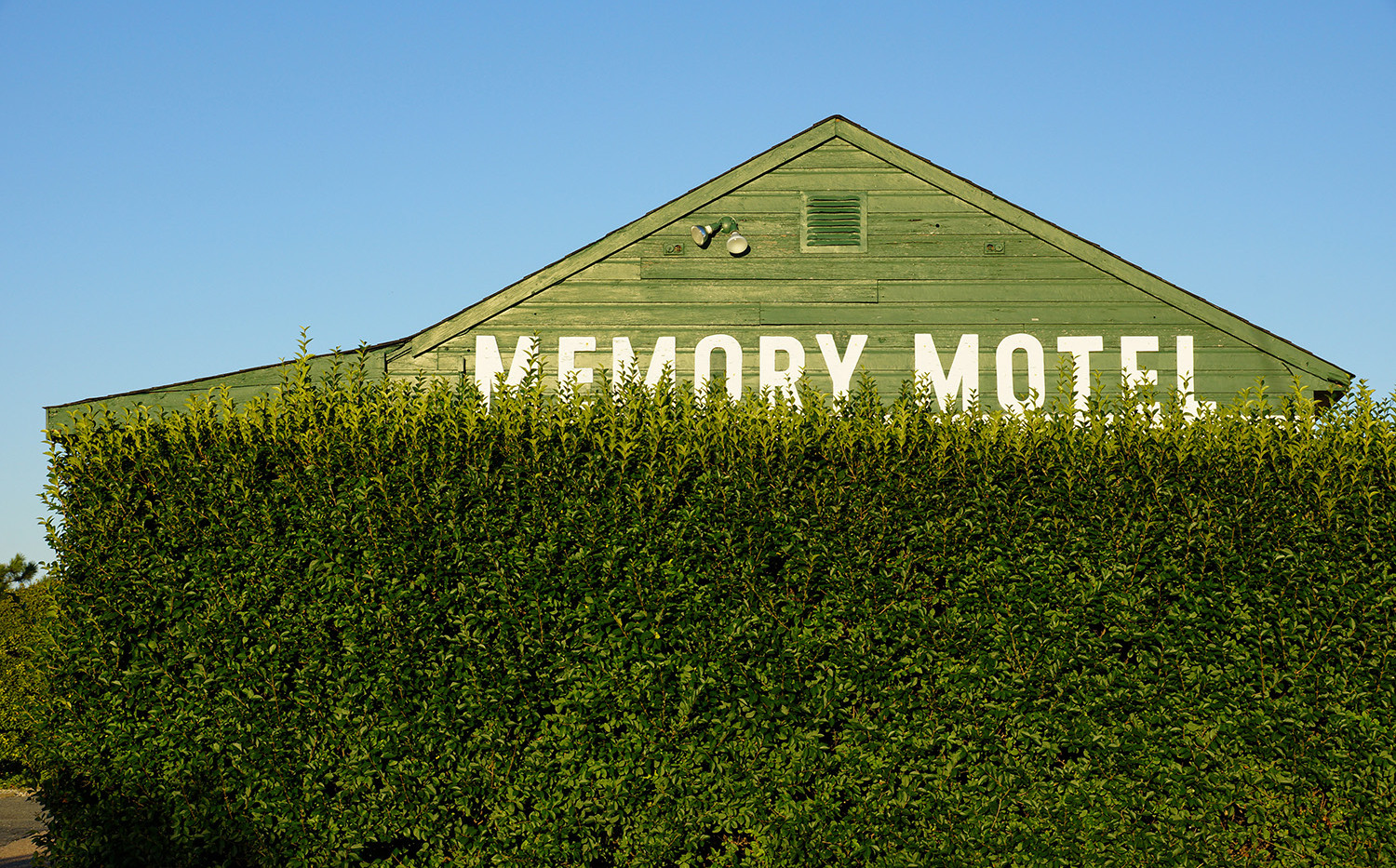 MEMORY MOTEL (color version)