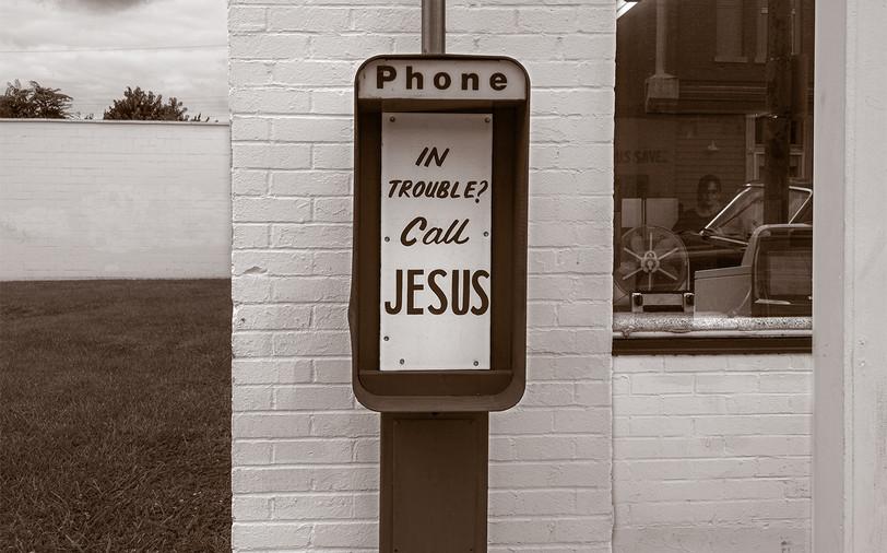 Call JESUS