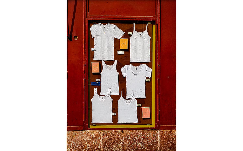 Underwear boutique, Barcelona