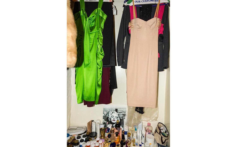 Mona's closet