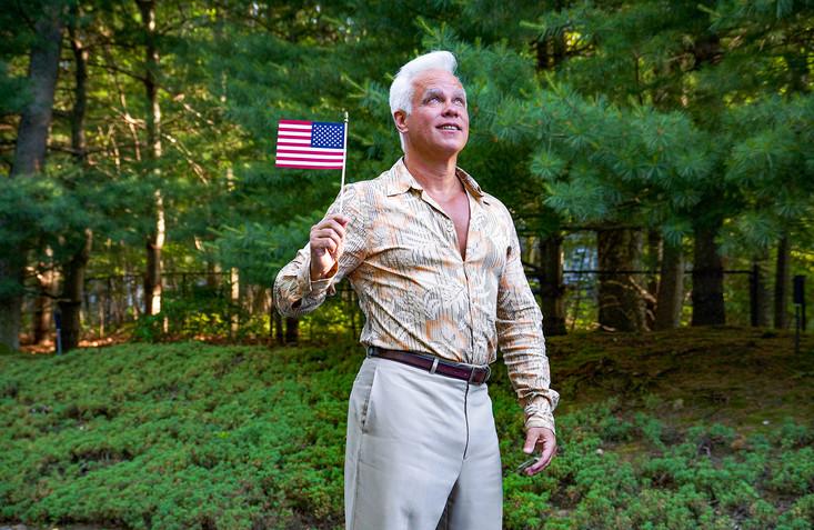 Steven D., God Bless America!