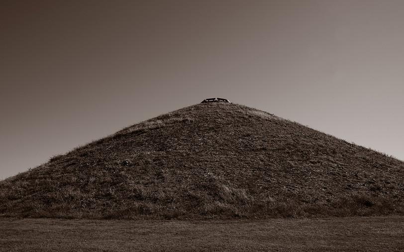 Ancient mound